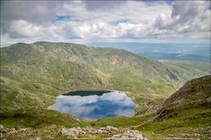 Coniston Old Man walk,  Distance: 7.1 miles