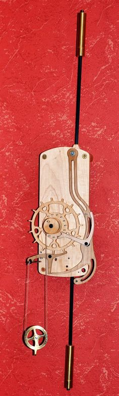 This blog is a daily/weekly journal following the process for the design of new wooden clocks.