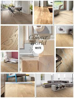 If you like clean lines and bright surfaces, you should take a look at the #parquetfloors in our #whitecolour world. From Longstrip to #OakSandWhite to Plank 1-Strip Larch Puro White, you cannot go wrong with #whiteparquet. That's because the bright colour creates a #contemporary, restrained #elegance, without taking from the structure of the room. #Scandinavianstyle #Scandi #whitefloor #Cosy #shabby #chic #rusticfloor Engineered Timber Flooring, Parquet Flooring, Moodboard Inspiration, Fashion Design Drawings, Scandinavian Style, Clean Lines, Designs To Draw, Plank, Cosy
