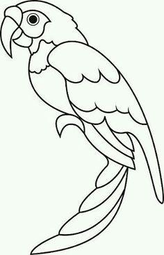 pin von dani chrochingmummy auf basteln mit kindern | malvorlagen, vogel malvorlagen und