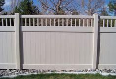 photos of craftsman fences white - Google Search