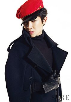 Lee Joon (Lee Chang Sun) ♡ MBLAQ // Sure Magazine January Issue '14