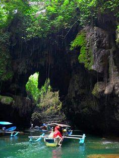 """The Green Canyon """"Cukang Taneuh"""", Pangandaran (West Java - Indonesia)"""