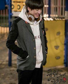 """[PHOTO] Jaeyoon, Juho, and Chanhee still cuts from Click Your Heart"" Click Your Heart, Neoz School, Kang Chan Hee, Chani Sf9, Lead Men, Drama 2016, Korean Drama, Rain Jacket, Windbreaker"