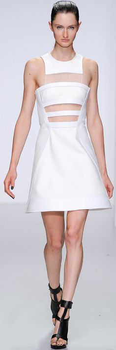 SPRING 2014 RTW David Koma ♥✤ | KeepSmiling | BeStayBeautiful