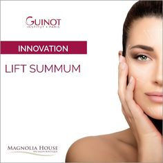 Discover the new GUINOT firming lifting treatment:  LIFT SUMMUM. This treatment is suited for each area of concern to firm and smooth the skin of the face, neck and décolleté. Composed of 4 essential steps, the LIFT SUMMUM Treatment uses a unique combination of manual lifting maneuvers, for proven, immediate and long-lasting results: firmed, smoothed and re-plumped. Promotion Price: $125 ~~ Savings: $20  . #guinot #guinotcanada #liftsummum #firming #lifting #promotion #firmed #smoothed