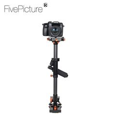 High quality handheld camera stabilizer steadycam 80cm ergonomic design photography equipment support camcorders dslr cameras
