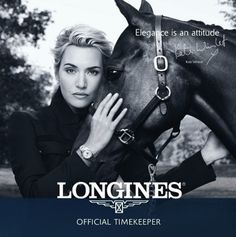 Kate Winslet - Longines Advert - 2013 #MiguelRevriego | Hair #NicolaClarke | Make-Up #LisaEldridge