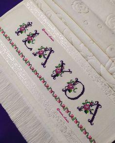 Cross Stitch Alphabet, Baby Knitting Patterns, Alphabet, Cross Stitch Art, Cross Stitch Designs, Face Towel, Cross Stitch Embroidery, Craft, Mini Cross Stitch