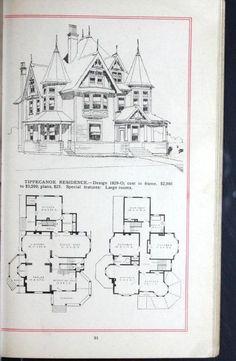 Artistic homes / Herbert C. Chivers, architect.