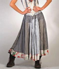 Gerbera Skirt