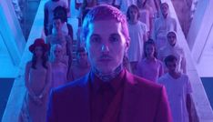 """Bring Me the Horizon Release """"Mantra"""" Music Video"""
