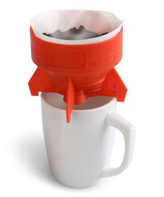 Look at this Rocket Fuel Pour Over Coffee Maker on #zulily today!