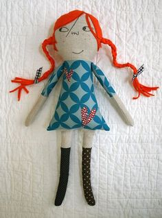pippi longstocking doll