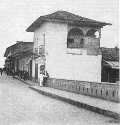 Casa, puente Ortiz