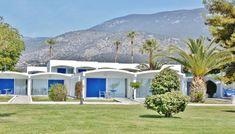 4* Kinetta Beach Resort & Spa - Κινέτα | Ekdromi.gr Resort Spa, Beach Resorts, Pergola, Outdoor Structures, Outdoor Pergola
