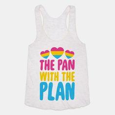 The Pan With The Plan | T-Shirts, Tank Tops, Sweatshirts and Hoodies | HUMAN