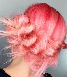 Sunset Orange + Virgin Pink  @candicemarie702