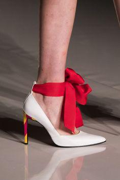 Aigner at Milan Fashion Week Spring 2018 - Details Runway Photos