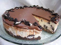 Cheesecake OREO sans cuisson et sans gélatine1