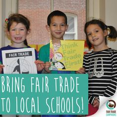 YOU have the power to help combat child slave labor! Learn how you can help impact children around the world with @ftcampaigns: http://fairtrd.us/1BcWMwc #FairTrade #education #childlabor #childslavery #children