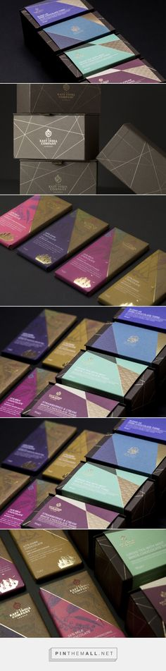 The East India Company — The Dieline - Branding & Packaging - created via https://pinthemall.net
