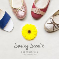SPRING SCENT'15 , Shoes collection that warm up your spring is out now. Check out our webstore or click the link http://goo.gl/kjTuFM  . #SpringScent15 #OdetteForHoliday #Odetteshoes #SpringCollection #ShoesCollection  ****FREE shipping is available during 5-30 Feb 2015 to all over Indonesia****