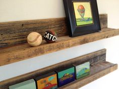 Facts About Wooden Wall Shelves And Its Pros And Cons : Wall Hanging Wooden  Shelves.
