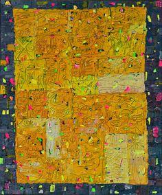 """KRZYSZTOF PAJĄK """" Costa Blanca"""" 2015r, olej,płotno.120x100cm. ( painting nr.911)"""