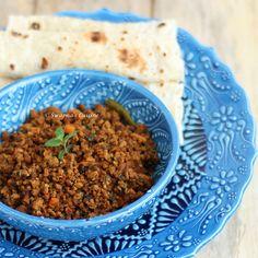 Keema Masala /Stir-fried Indian Minced Meat Masala (Swapna's Cuisine)