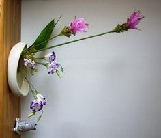 Ikebana Sogetsu style | Sophie no sekai (le monde de Sophie)
