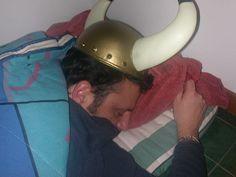A Dreaming Barbarian