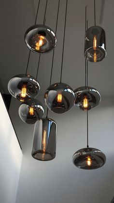 Kitchen Lighting Ideas 46 Lighting Home Decor For Starting Your Home Improvement Glass Pendant Light, Pendant Light Fixtures, Pendant Lighting, Dining Pendant, Pendant Chandelier, Crystal Pendant, Italian Furniture Design, Luxury Furniture, Rustic Furniture