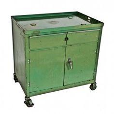 1940's Lyon cabinet / cart