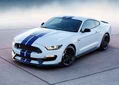New  Ford Mustang Shelby GT350 2016