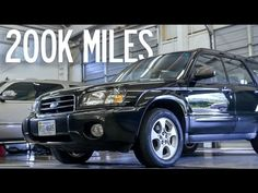 Watch a 200,000 Mile Subaru Forester Get Detailed - The Drive