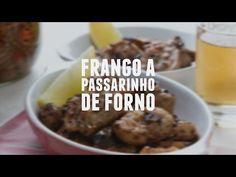Frango a passarinho de forno | Receitas Saudáveis - Lucilia Diniz - YouTube