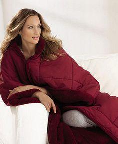 Charter Club Blanket, 3 in 1 Wrap - Blankets & Throws - Bed & Bath - Macy's