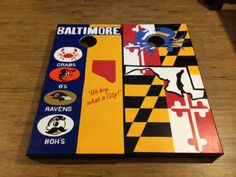 Baltimore/Maryland Boards!