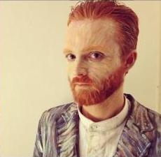 Van Gogh make-up