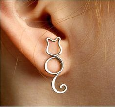 . These are fun. Made from stainless steel means I no itchy ears. Made a set for my sister as well.