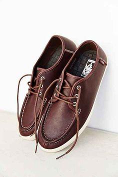 Vans Surf Washboard Leather mens sneaker