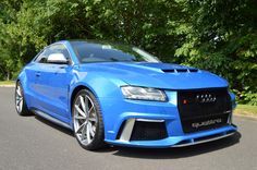 Audi RS5 Xclusive Body Kit for Audi A5 Coupe and Convertible