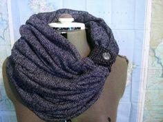 """infinity scarf / """"oneindige"""" sjaal"""