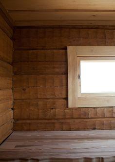 Decorate and protect your #sauna or #steam room using #Tikkurila's Supi #Sauna Finishes