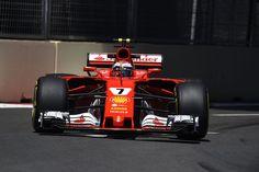 フェラーリ:F1アゼルバイジャンGP 金曜フリー走行レポート  [F1 / Formula 1]