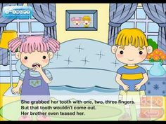 ▶ Wonderful Story 10 Hooray for the Tooth Fairy Video Lesson - YouTube