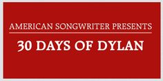 "As it says, 30 different singer/songwriters express their view on and how they ""explored"" Dylan"