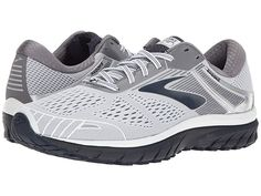 c06e70cacd19 Brooks Adrenaline GTS 18 (White Grey Navy) Men s Running Shoes. With  stellar cushioning and a more streamlined look the Brooks Adrenaline GTS 18  running ...