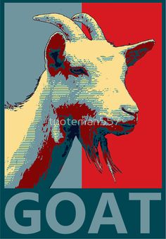 Screaming Goat wall stickerdecal